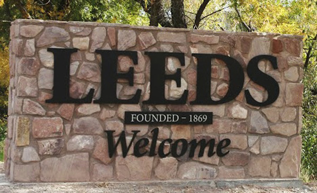Welcome to Leeds Utah